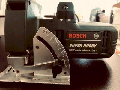 Serra circular hobby Bosch 600w